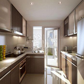 مدل آماده آشپزخانه طرح 2014
