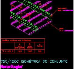 جزئیات سقف کاذب فلزی