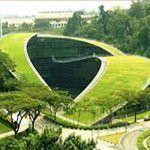 مقاله انعکاس طبیعت در معماری