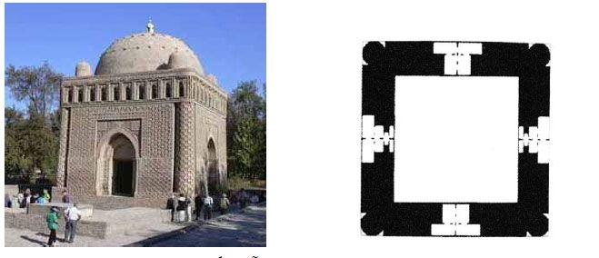 آرامگاه امیر اسماعیل سامانی
