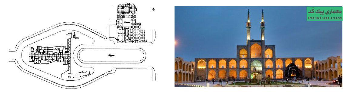مسجد امیر چخماق یزد