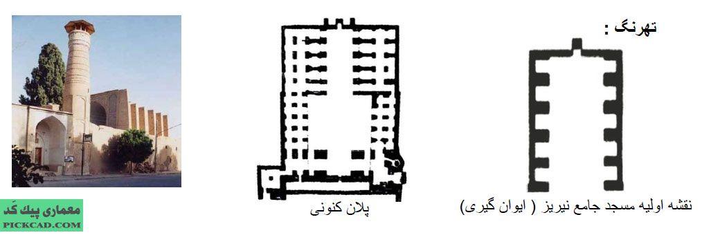مسجد جامع نیریز